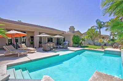 Rancho Mirage Single Family Home For Sale: 1 Monet Court