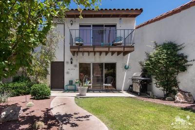 Palm Desert Condo/Townhouse Sold: 45970 Highway 74