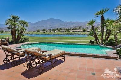 La Quinta CA Single Family Home For Sale: $2,150,000
