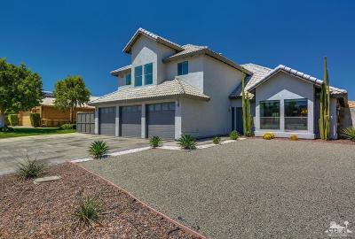 Cathedral City Single Family Home Contingent: 68830 Los Gatos Road