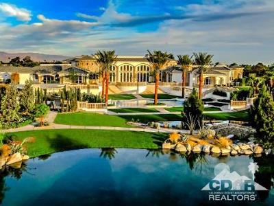 Rancho Mirage Single Family Home For Sale: 1 St Petersburg Court