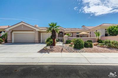 Palm Desert Single Family Home Contingent: 78087 Hunter Point Road