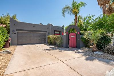 La Quinta Single Family Home For Sale: 78595 Saguaro Road