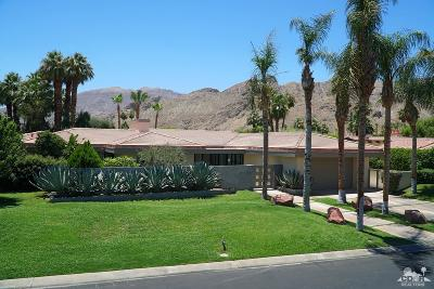 Rancho Mirage Single Family Home For Sale: 71173 North Thunderbird Terrace