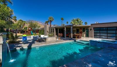 Cathedral City Single Family Home Contingent: 68383 Moonlight Drive