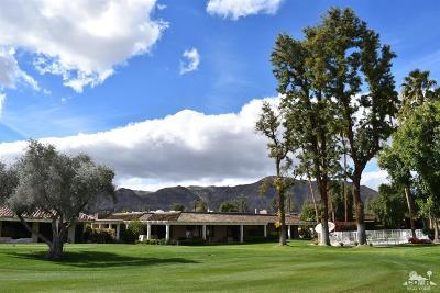 Rancho Mirage Single Family Home For Sale: 19 Princeton Drive
