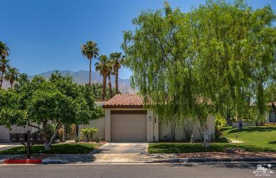 Palm Springs Condo/Townhouse For Sale: 1199 Trofeo Circle