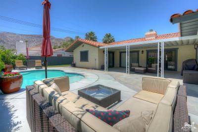 La Quinta Single Family Home For Sale: 77655 Avenida Montezuma