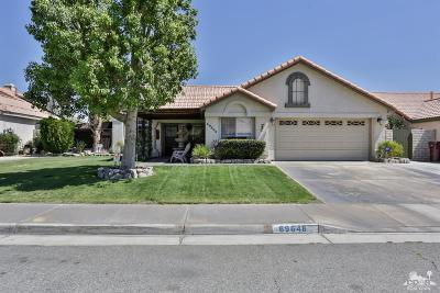 Cathedral City Single Family Home For Sale: 69648 Stafford Place