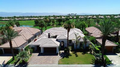 La Quinta Single Family Home For Sale: 51464 Marbella Ct.