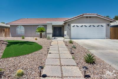 Cathedral City Single Family Home For Sale: 67190 Medano Road