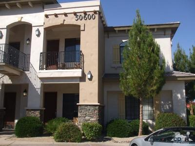 La Quinta Condo/Townhouse For Sale: 50600 Santa Rosa Plaza #8