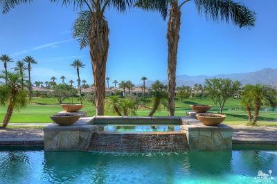 La Quinta Single Family Home For Sale: 80179 Miramonte Ln Lane