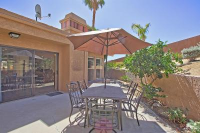 Palm Desert Condo/Townhouse For Sale: 48982 Canyon Crest Lane