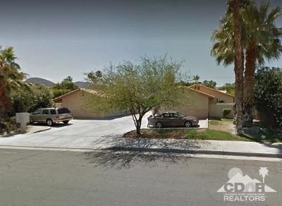 Palm Desert Multi Family Home For Sale: 73805 Shadow Mountain Drive