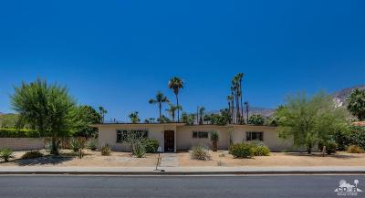 Palm Springs Single Family Home For Sale: 683 East Mesquite Avenue