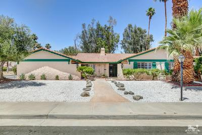 Palm Springs Single Family Home For Sale: 2902 East Alta Loma Drive