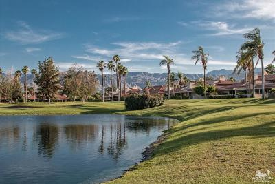 Rancho Mirage CA Condo/Townhouse For Sale: $525,000