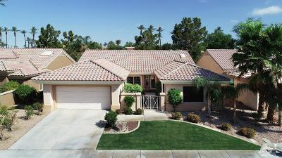 Palm Desert Single Family Home Contingent: 78716 Gorham Lane