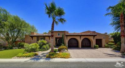 La Quinta CA Single Family Home For Sale: $799,000