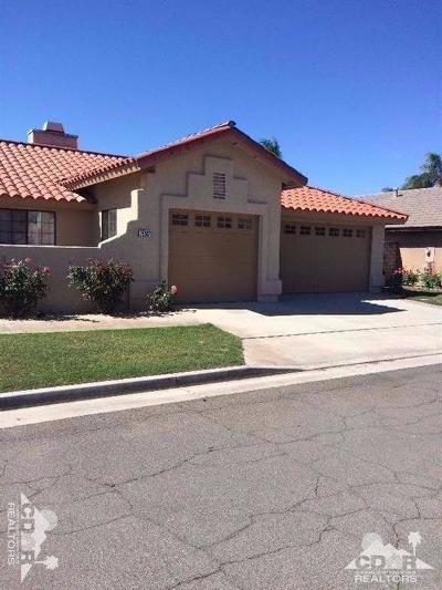 Palm Desert Single Family Home For Sale: 75387 La Sierra Drive