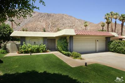La Quinta, Palm Desert, Indio, Indian Wells, Bermuda Dunes, Rancho Mirage Condo/Townhouse For Sale: 77755 Cottonwood Cove