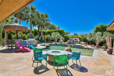 Rancho Mirage Single Family Home For Sale: 72187 Rancho Road