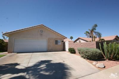 La Quinta Single Family Home For Sale: 45275 Sunbrook Lane