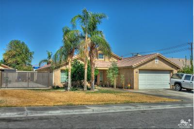 Indio Single Family Home For Sale: 46859 Bonnie Circle