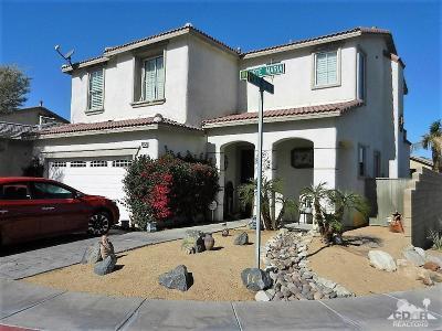Indio Single Family Home For Sale: 82958 Corte Maria
