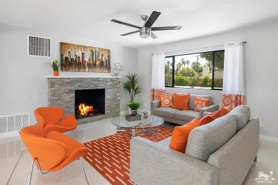 Palm Springs Single Family Home For Sale: 2303 North Viminal Road