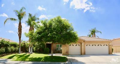 Indio Single Family Home For Sale: 48399 Calle Del Sol