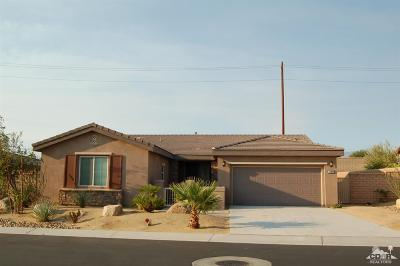 Palm Desert Single Family Home Contingent: 73909 Mondrian Place