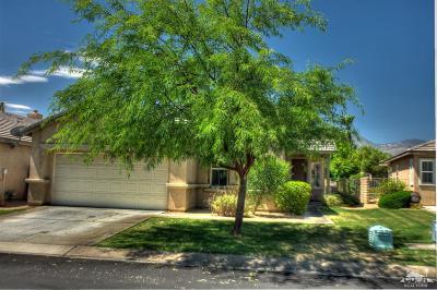 Indio Single Family Home For Sale: 82735 Matthau Drive