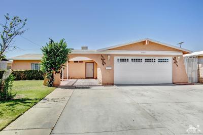 Indio Single Family Home For Sale: 81821 Arus Avenue