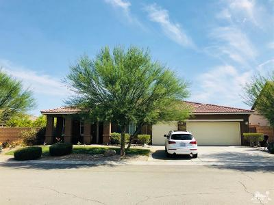 Indio Single Family Home For Sale: 79685 Winsford Dr Drive