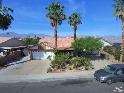 Indio Single Family Home For Sale: 45827 Coco Palm Drive