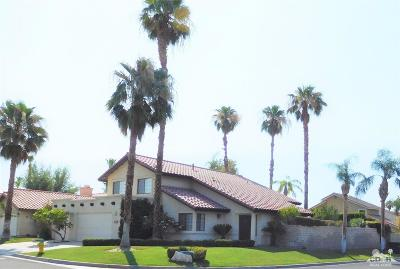 La Quinta Single Family Home For Sale: 78675 Via Melodia