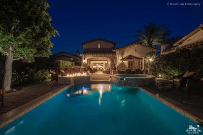 La Quinta CA Single Family Home For Sale: $1,599,000