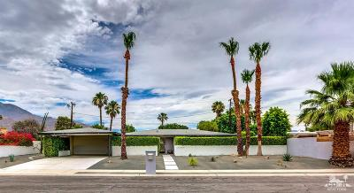 Palm Springs Single Family Home For Sale: 3389 East Camino Rojos