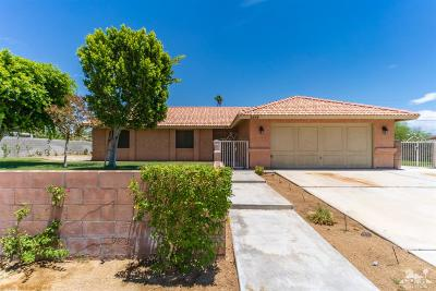 Palm Springs Single Family Home For Sale: 2694 North Cypress Road