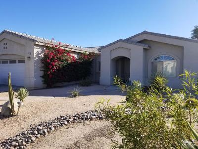 Cathedral City Single Family Home For Sale: 68597 La Medera Road