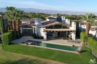 La Quinta Single Family Home For Sale: 53357 Via Bellagio