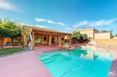 Bermuda Dunes Single Family Home Contingent: 79103 Lake Club Drive