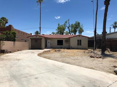 La Quinta Cove Single Family Home For Sale: 51290 Avenida Carranza