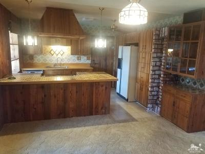 Indio Single Family Home For Sale: 81663 Shadow Avenue
