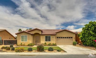 Indio Single Family Home For Sale: 83408 Corte Presidente