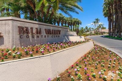 Palm Valley CC Condo/Townhouse For Sale: 38694 Nasturtium Way