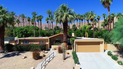 Rancho Mirage Single Family Home For Sale: 71377 Halgar Road