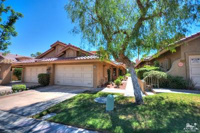 Palm Desert Condo/Townhouse For Sale: 41196 Woodhaven Drive West